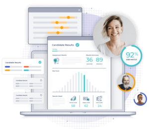 Gamification platform for recruitment pre-hiring solution